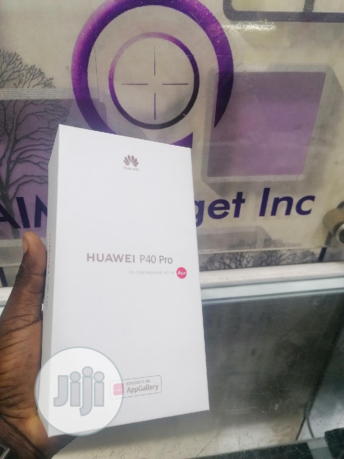 New Huawei P40 Pro 256 GB Gray