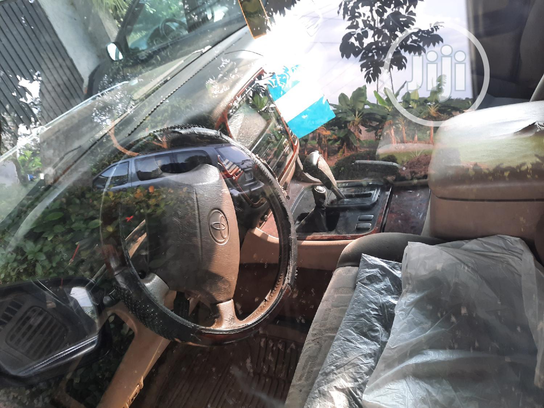 Archive: Toyota Land Cruiser Prado 2000 Black