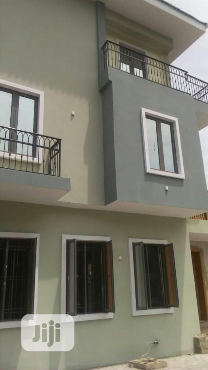 Newly Built 4 Bedroom Semi-detached Duplex At Ikoyi For Sale