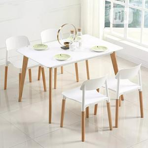 Classic Set of Restaurant Dinning Table With 4 Chairs   Furniture for sale in Lagos State, Ikoyi