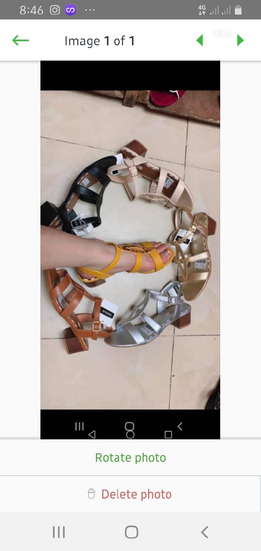 Women Fashion Sandals | Shoes for sale in Amuwo-Odofin, Lagos State, Nigeria