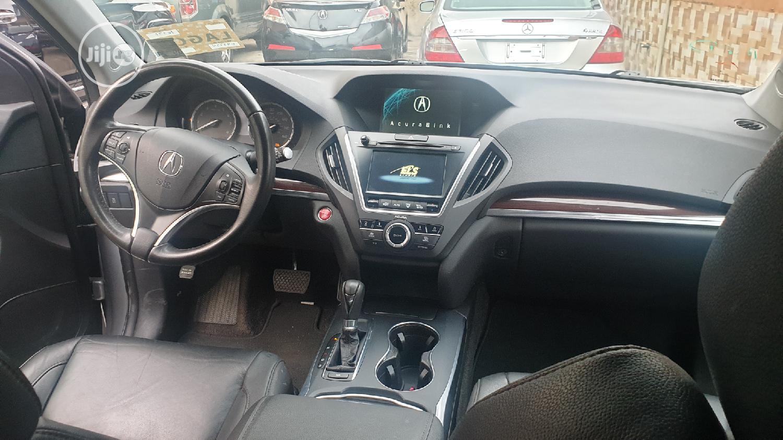 Archive: Acura MDX 2014 Silver