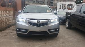 Acura MDX 2014 Silver   Cars for sale in Lagos State, Ikeja