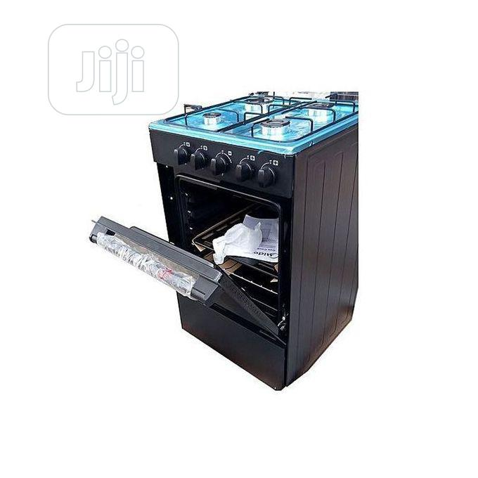 Midea 4 Burner Standing Gas Cooker With Oven and Grill- | Kitchen Appliances for sale in Katampe, Abuja (FCT) State, Nigeria