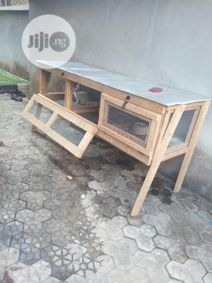 Rabbit Cage And Accessories | Pet's Accessories for sale in Lagos State, Ikorodu