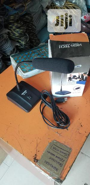 High-tech Professional Conference MICROPHONE | Audio & Music Equipment for sale in Lagos State, Mushin