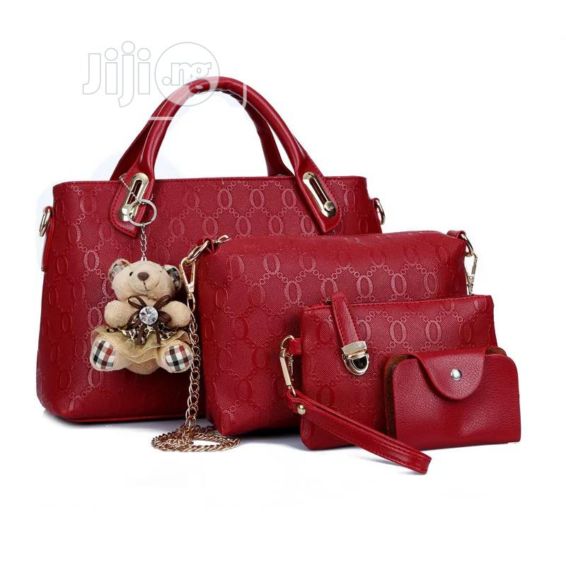 4 In 1 Ladies Handbag