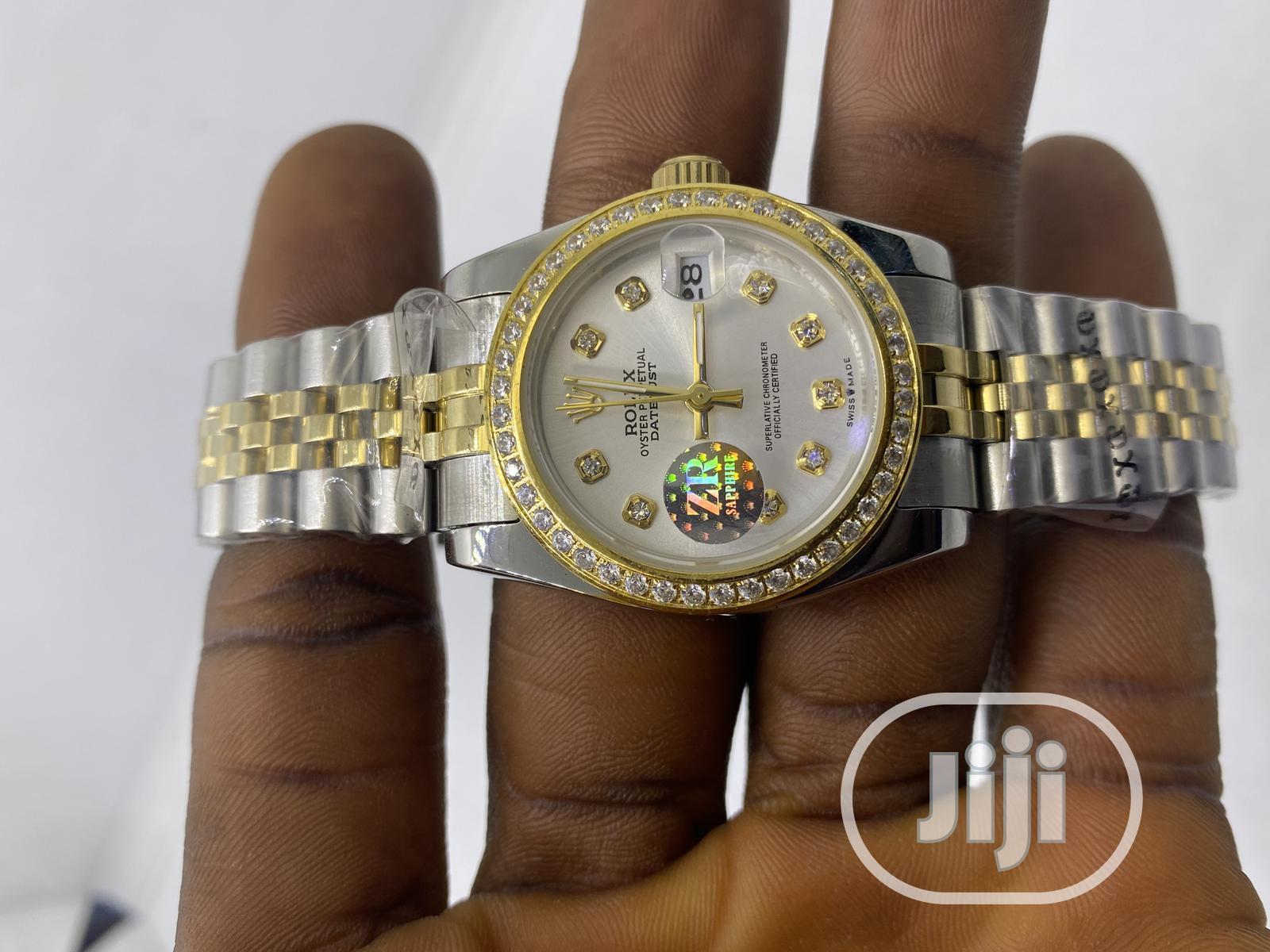 Rolex Woman Watch