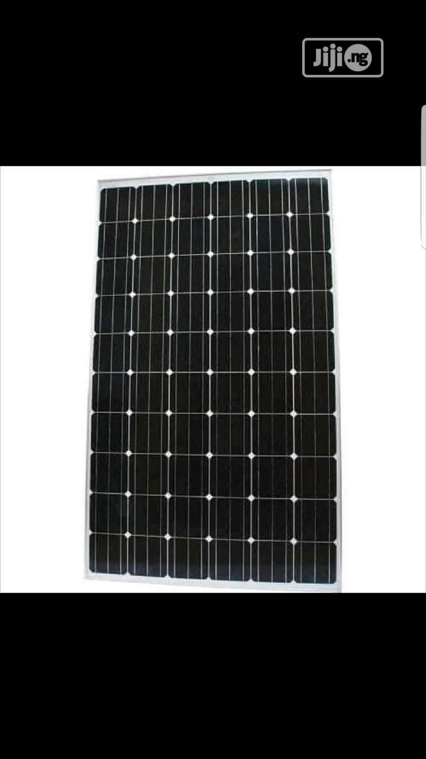 Archive: 270watts Solar Panel Mono