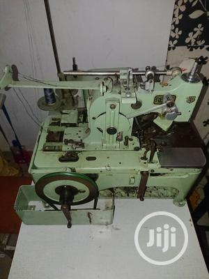 RECEE Eyelet Buttonhole Sewing Machine for Suit and Trouser | Manufacturing Equipment for sale in Lagos State, Ajah