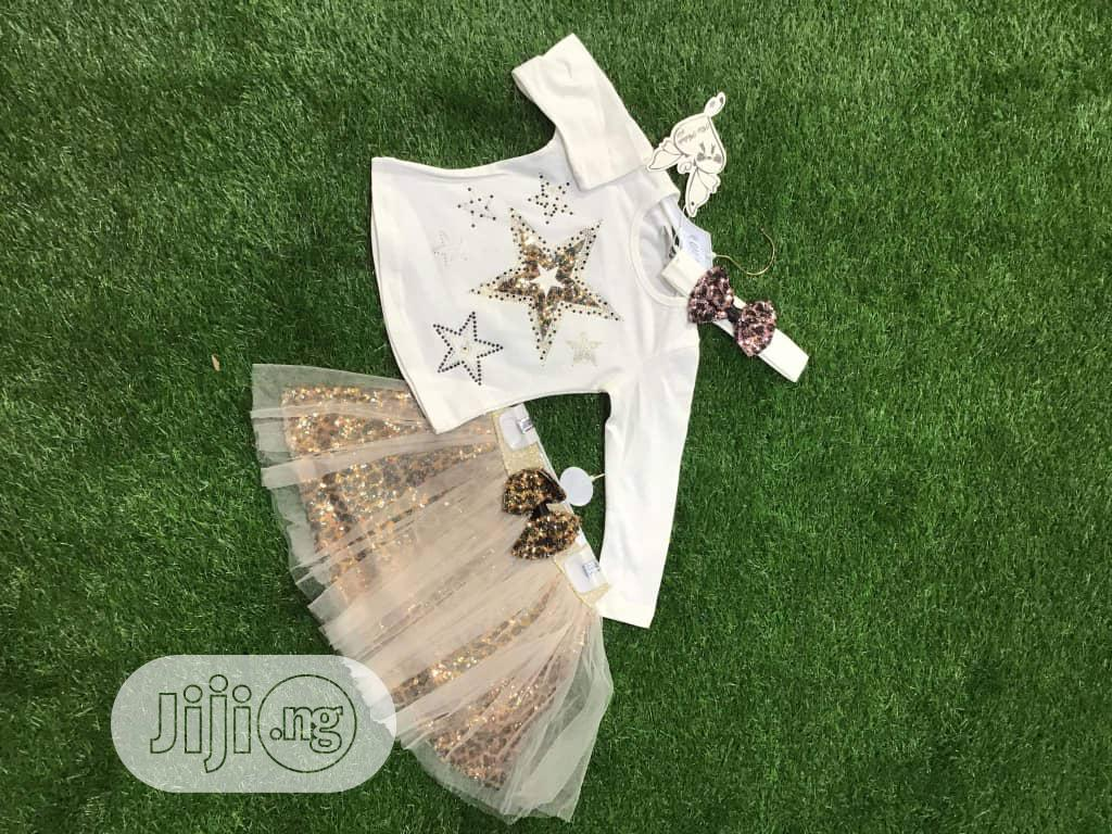 Top And Skirts Available | Children's Clothing for sale in Lagos Island, Lagos State, Nigeria