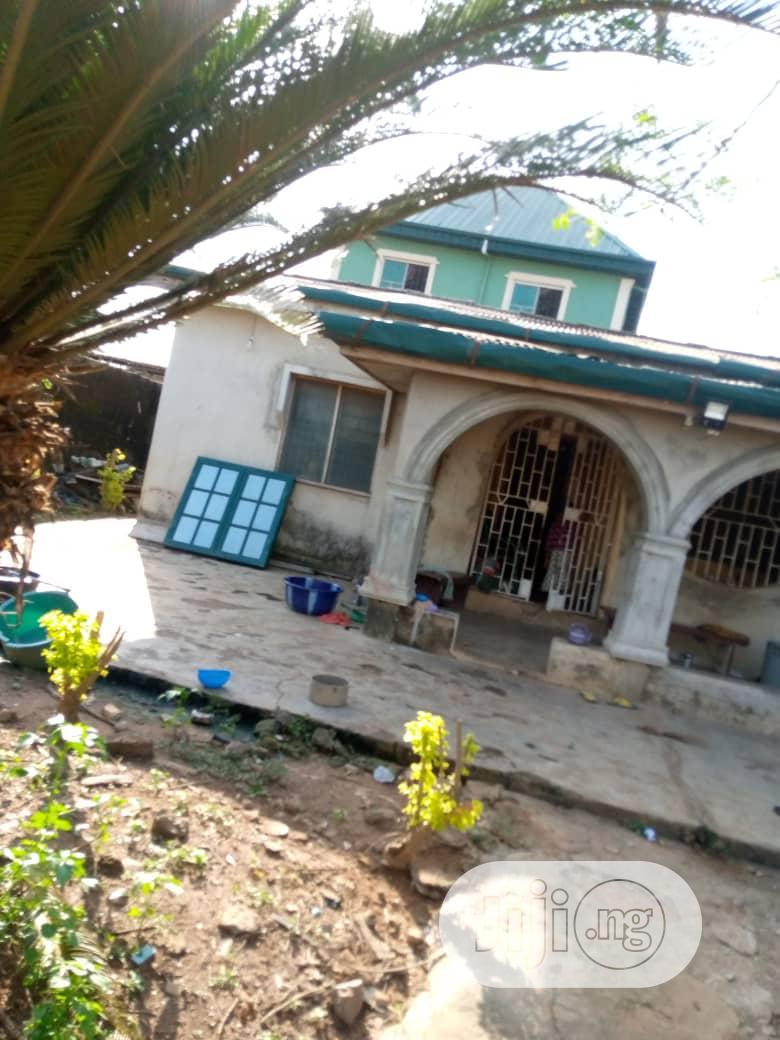 Archive: Standard 4 Bedroom Bungalow on Full Plot at Ikotun Abaranje