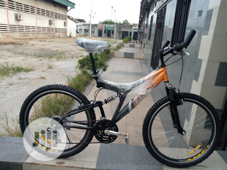 Heavy Suspension Sport Bicycle