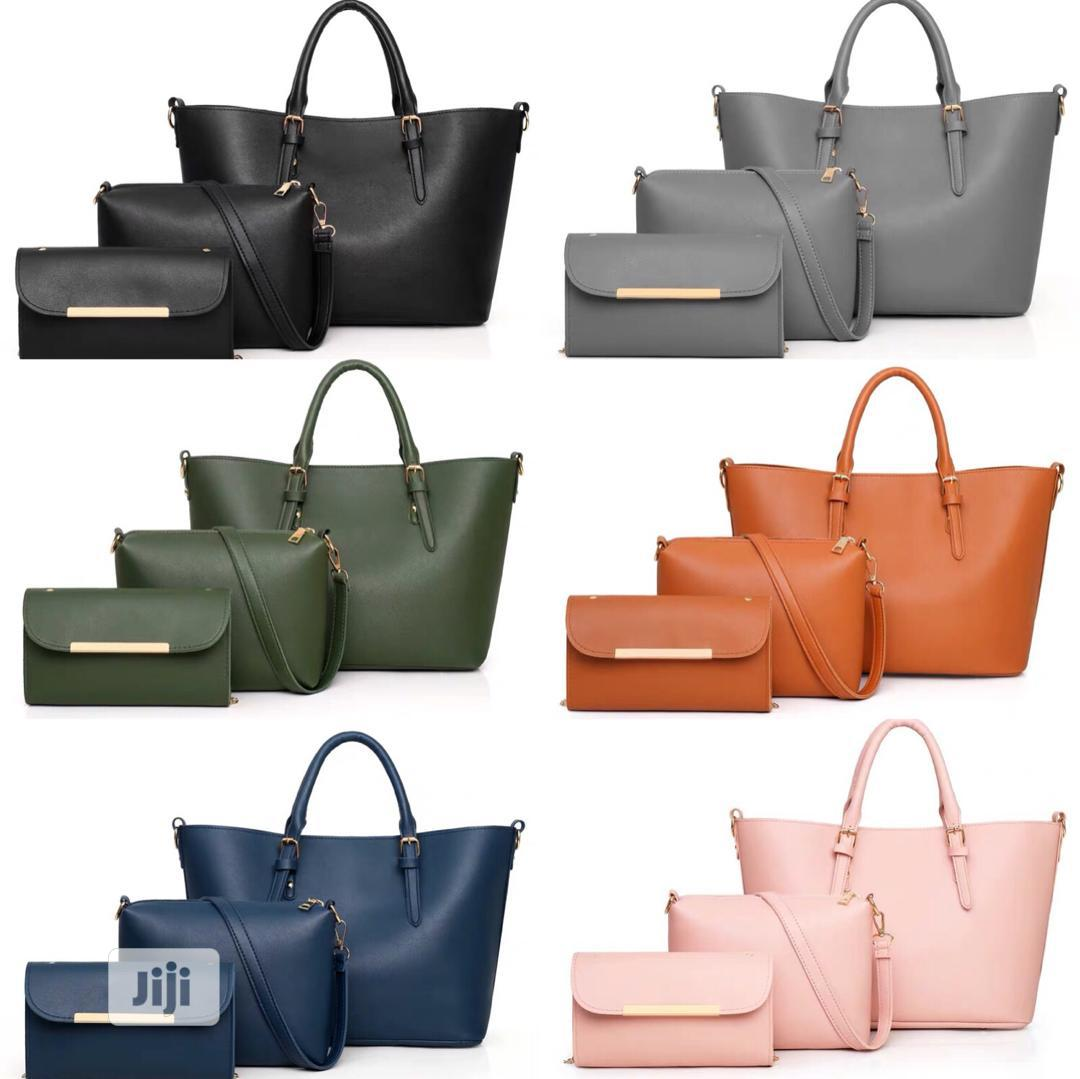 Quality Female 3 in 1 Handbag