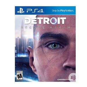 Detroit: Become Human (PS4)   Video Games for sale in Lagos State, Ikeja