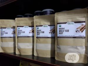 Organic Wild Yam Powder -100grams | Vitamins & Supplements for sale in Lagos State, Victoria Island
