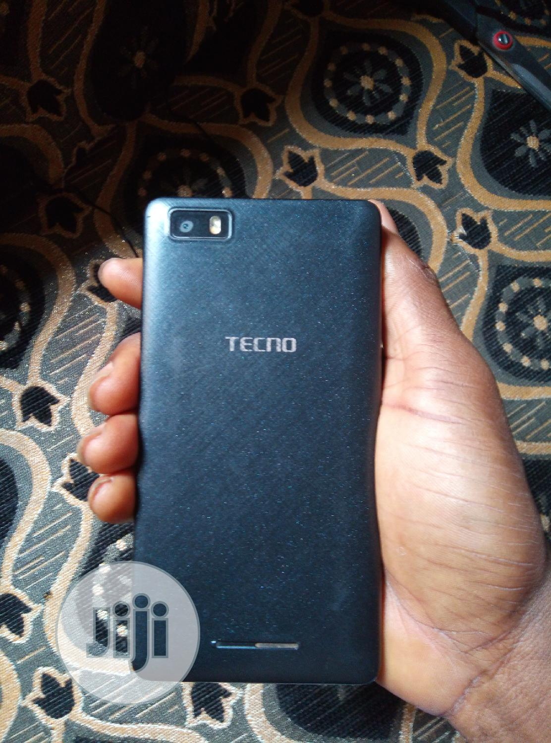Archive: Tecno W3 8 GB Black