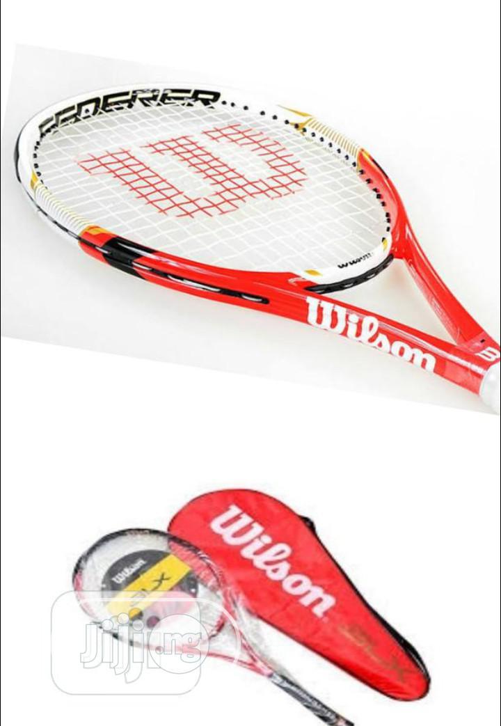 Wilson Lawn Tennis Racket