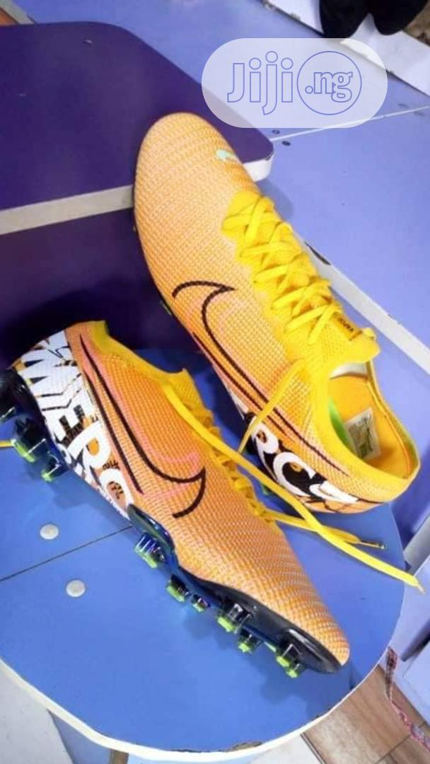 Archive: Football Boots