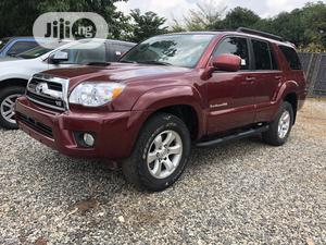 Toyota 4-Runner 2007 SR5 4x4 V8 Red | Cars for sale in Abuja (FCT) State, Gwarinpa