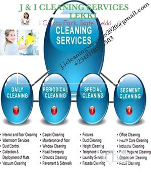 Professional Cleaning Services | Cleaning Services for sale in Lagos State, Lekki