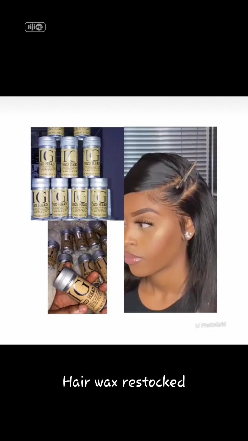 Archive Hair Wax For Frontals In Ibadan Hair Beauty Snazzy Beauty Affairs Jiji Ng