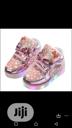 Hot Selling 2020 Led Flash Luminous Children Shoes | Children's Shoes for sale in Lagos State, Victoria Island