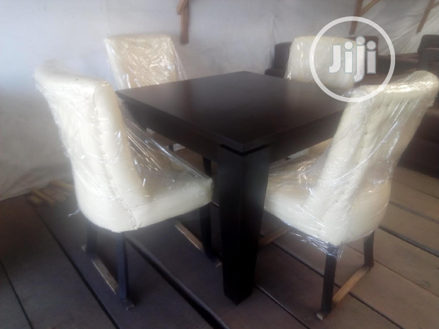 Four Seater Dining Set. | Furniture for sale in Ajah, Lagos State, Nigeria