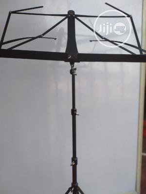 Perlmann Iron Small Music Stand   Musical Instruments & Gear for sale in Lagos State, Ojo