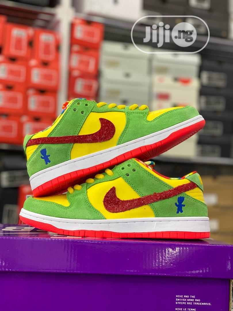 Sour Patch Kids X Nike Sb Dunk Low