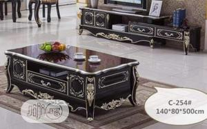 Royal Tv Stand and Table With Drawers   Furniture for sale in Lagos State, Ojo
