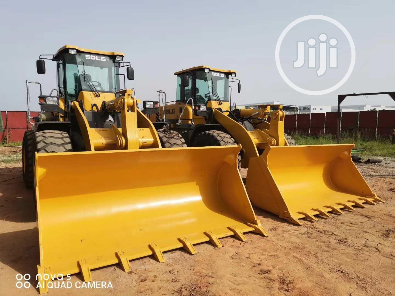 Brand New Wheel Loader | Heavy Equipment for sale in Dei-Dei, Abuja (FCT) State, Nigeria