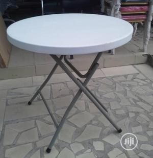 Quality Guaranteed Multipurpose Round Table   Furniture for sale in Lagos State, Surulere