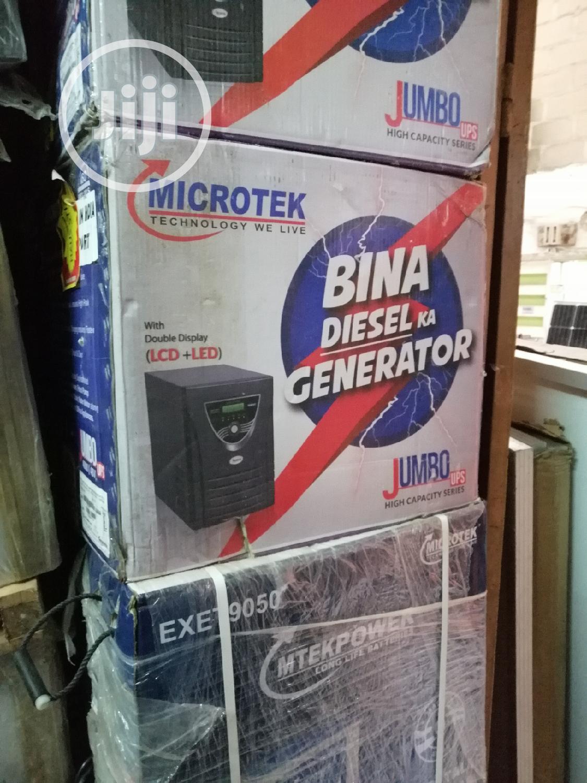 Archive: 4kva/48v Microtek Bina Indian Inverter Available