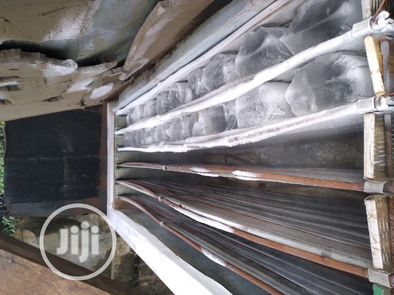 Archive: Ice Block Making Machines,100 Blocks Per Machine