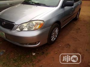 Toyota Corolla LE 2005 Silver   Cars for sale in Anambra State, Nnewi