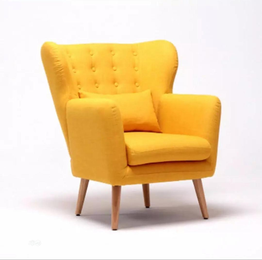 Archive: A Console Chair...