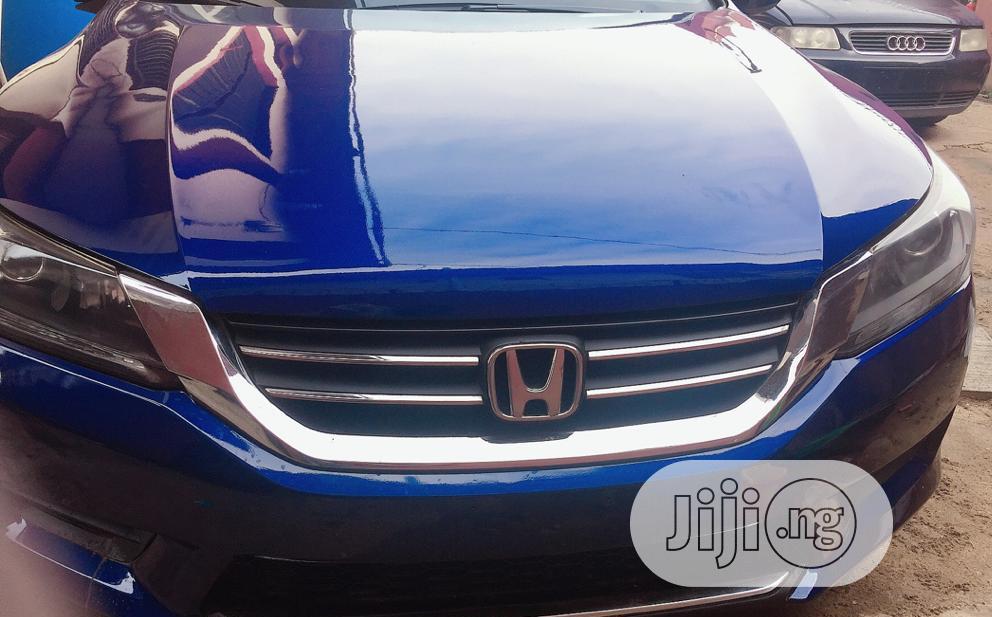 Honda Accord 2014 Blue