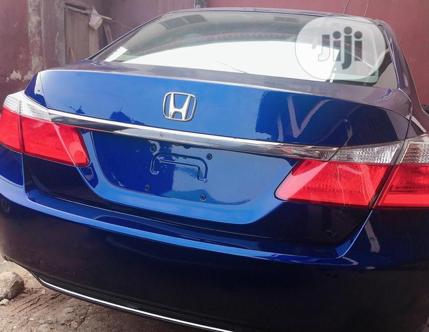 Honda Accord 2014 Blue | Cars for sale in Surulere, Lagos State, Nigeria