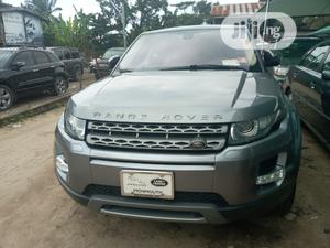 Land Rover Range Rover Evoque 2013 Pure AWD 5-Door Gray | Cars for sale in Lagos State, Amuwo-Odofin