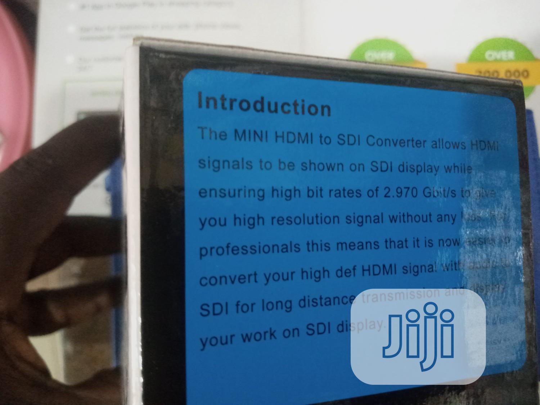 Archive: 3G HDMI to SDI Video Converter and Vice Versa
