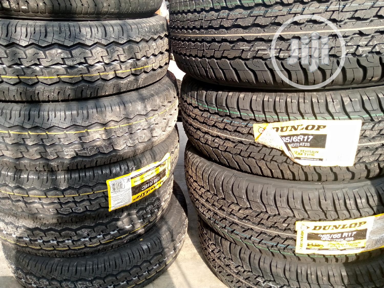 Brand New Tyre 265/65/17 Dunlop