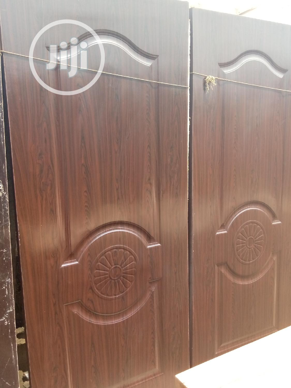 Durable Laminated Wooden Doors