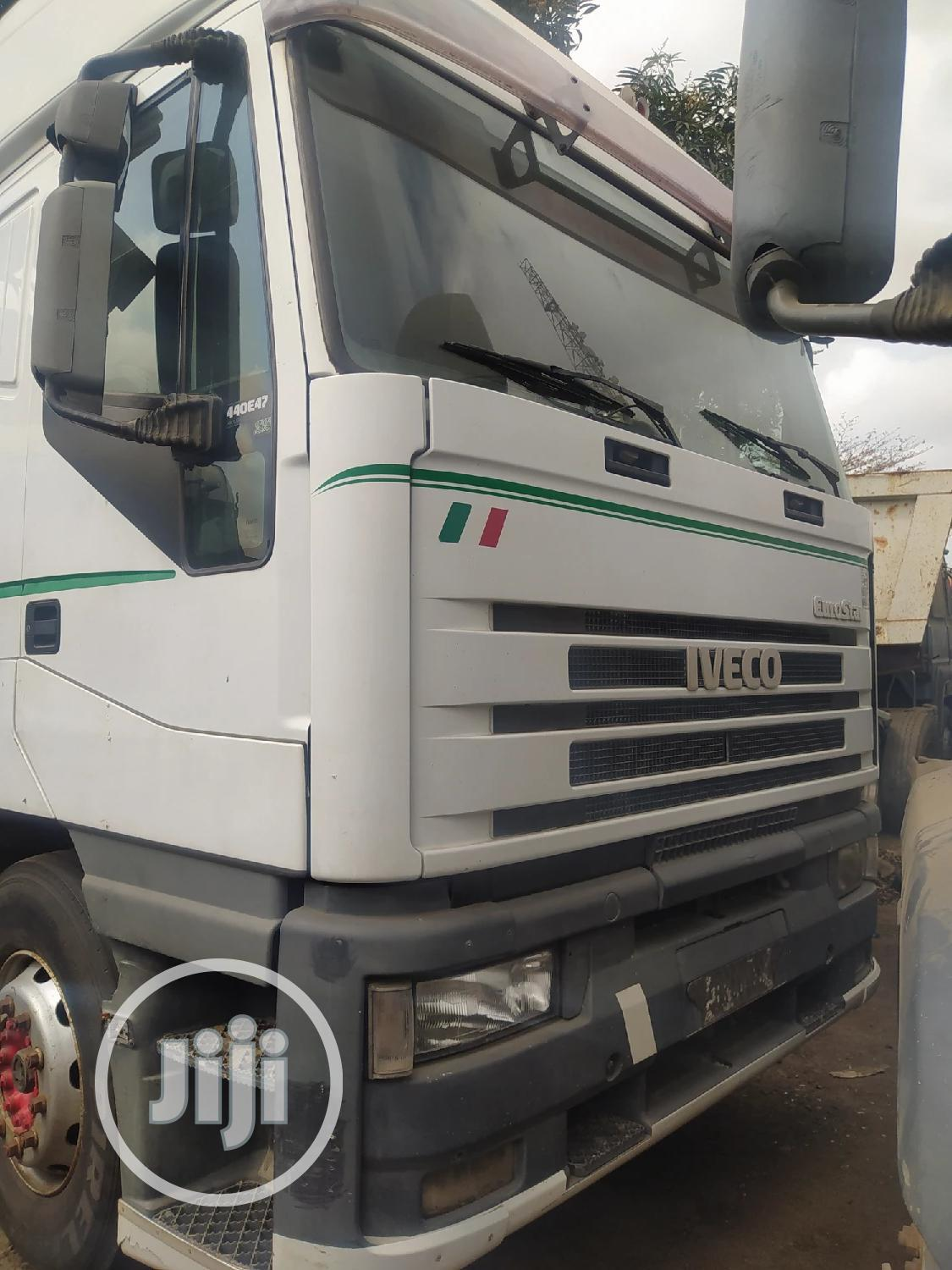 Archive: Newly Arrived Tokunbo Euro Star 440E47 With Sound Engine.