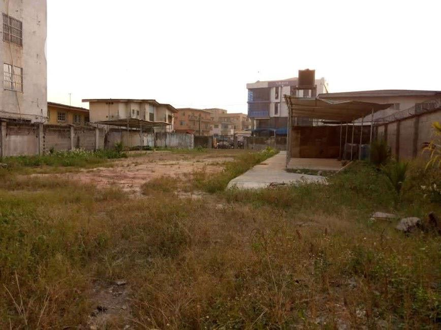 1,600 Commercial Land Available For Lease   Land & Plots for Rent for sale in Ikeja, Lagos State, Nigeria