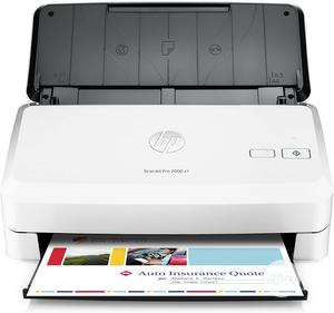 HP Scanjet Pro 2000 S1 Sheet-feed OCR Scanner | Printers & Scanners for sale in Lagos State, Ikeja
