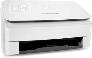 HP Scanjet Enterprise Flow 7000 S3 Sheet-feed Scanner | Printers & Scanners for sale in Lagos State, Ikeja