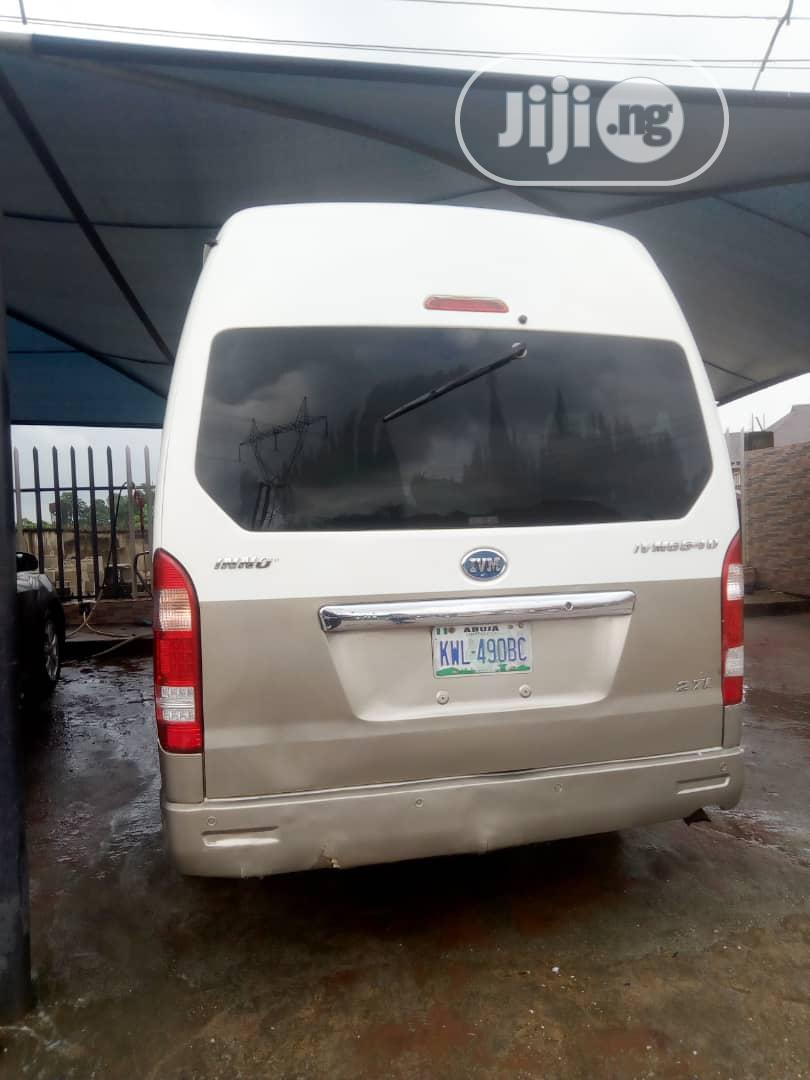 Super Clean White Bus | Buses & Microbuses for sale in Ikeja, Lagos State, Nigeria