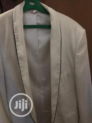 Cream Blazer | Clothing for sale in Rivers State, Port-Harcourt