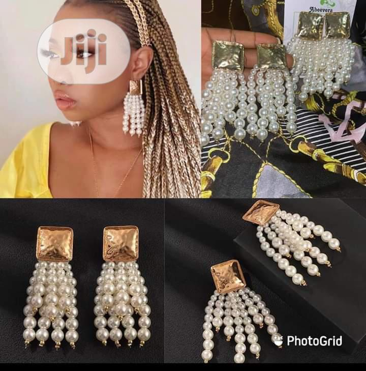 Archive: Fashion Earing